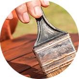 木工用塗料